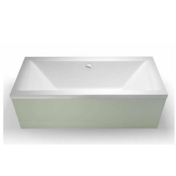 Britton Cleargreen Enviro 1700 x 750mm Double Ended Bath