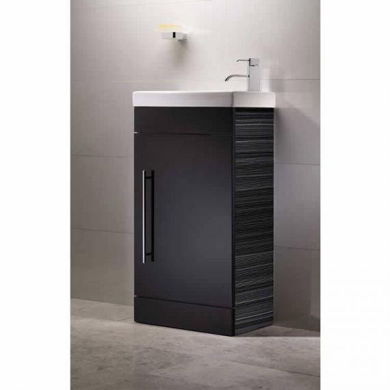 Roper Rhodes Esta Anthracite 460mm Freestanding Unit & Basin