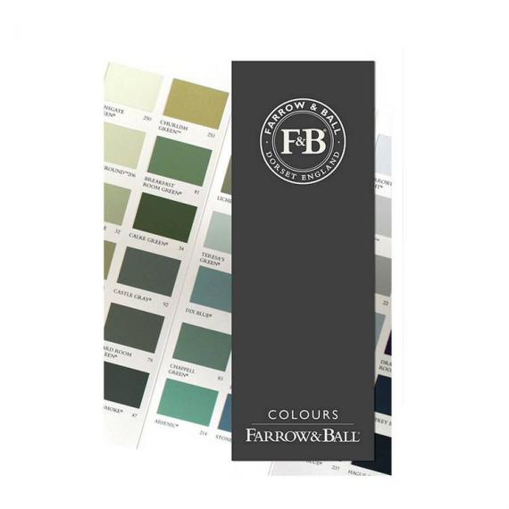 Farrow & Ball Paint Colour Options