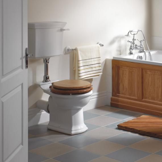Imperial Firenze Low Level Pan and Cistern