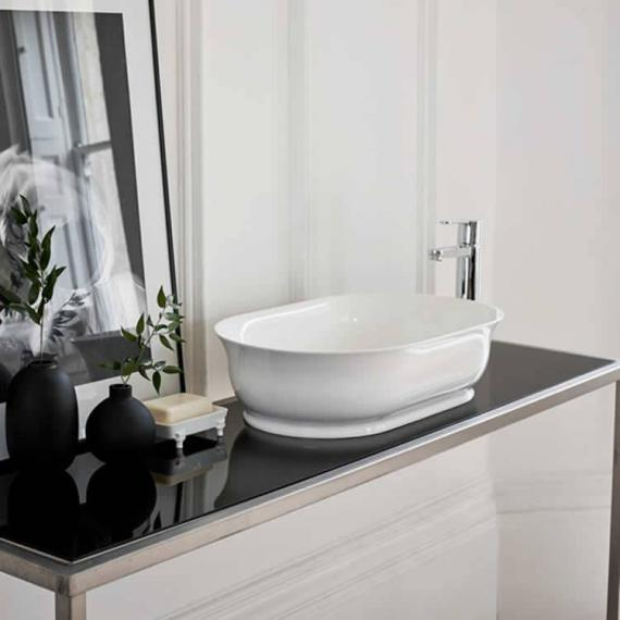 Clearwater Florenza Clear Stone Basin