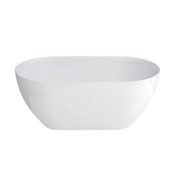 Clearwater Formoso Petite Clear Stone Freestanding Bath