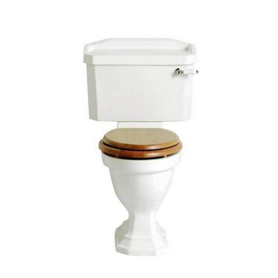 Heritage Granley Comfort Height Close Coupled WC & Cistern