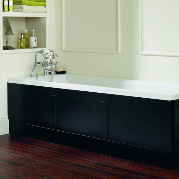 Heritage Granley Deco 1700 x 700mm Single Ended Bath