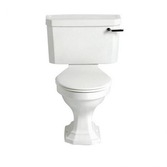 Heritage Granley Deco Close Coupled WC & Cistern