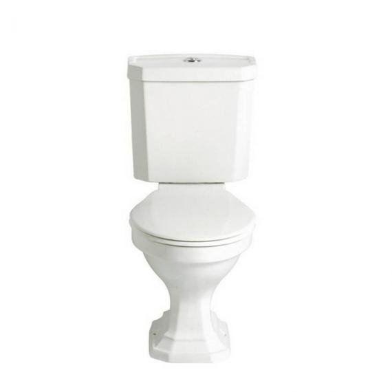 Heritage Granley Deco Close Coupled WC & Portrait Cistern