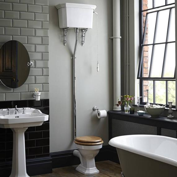 Heritage Granley High Level WC & Cistern