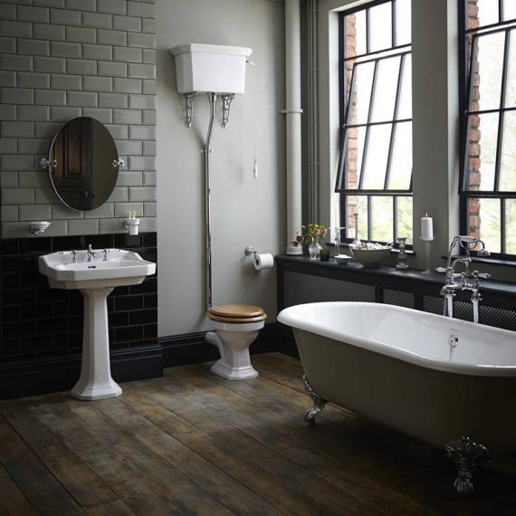 Heritage Granley High Level Complete Bathroom Suite