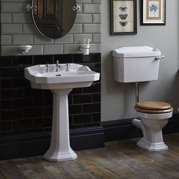 Heritage Granley Low Level Toilet & Basin Set