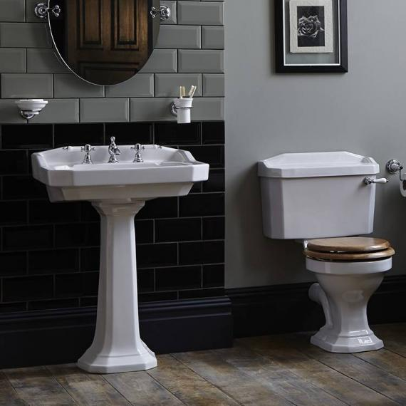 Heritage Granley Close Coupled Toilet & Basin Set