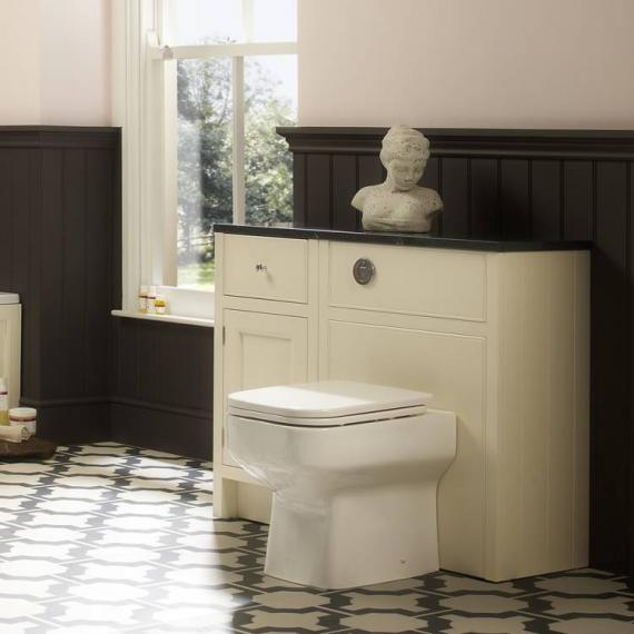 Roper Rhodes Hampton 600mm Vanilla Back To Wall WC Unit- Image 2