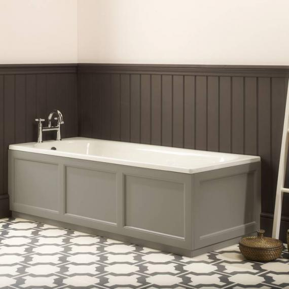 Roper Rhodes Hampton 1700mm Mocha Front Bath Panel