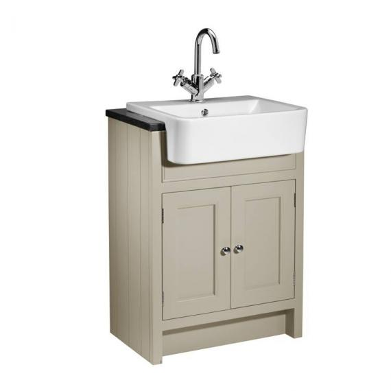 Roper Rhodes Hampton 600mm Mocha Semi Countertop Unit & Basin