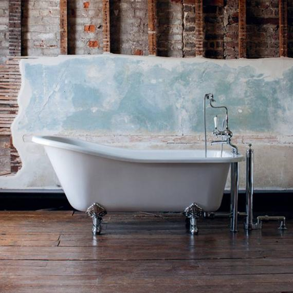Burlington Harewood Slipper Freestanding Bath
