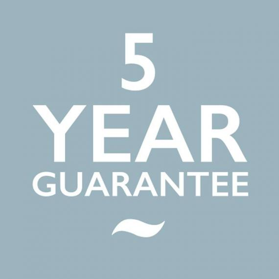 Heritage 5 Year Guarantee