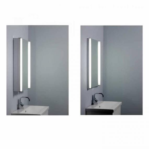Roper Rhodes Illusion Recessible Mirror Cabinet With Lighting - Image 2