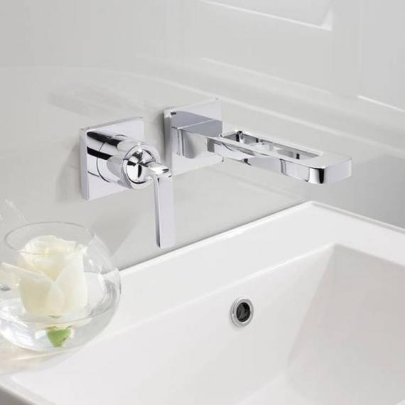 Crosswater Kelly Hoppen Zero 1 Basin 2 Hole Set