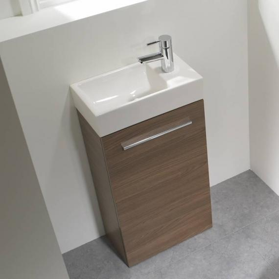 Tavistock Kobe 450mm Walnut Freestanding Unit & Basin - Image 2