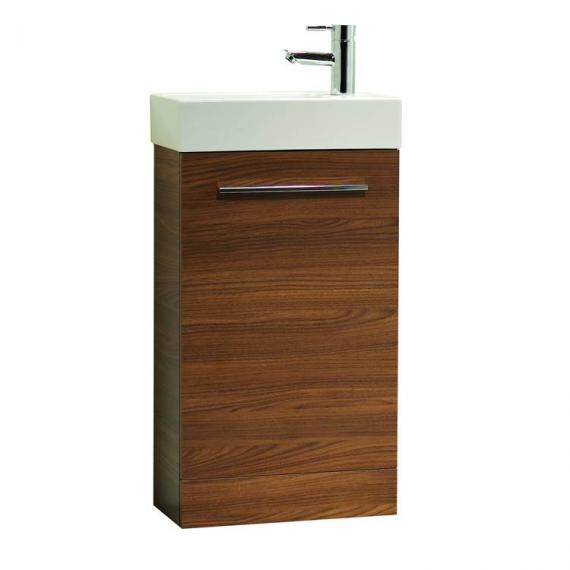 Tavistock Kobe 450mm Walnut Freestanding Unit & Basin - Image 3