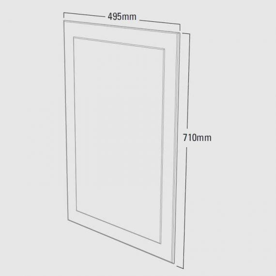 Roper Rhodes Level Bevelled Mirror - Spec