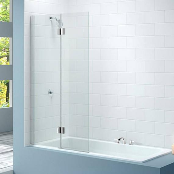 Merlyn MB7 2 Panel Hinged Bath Screen