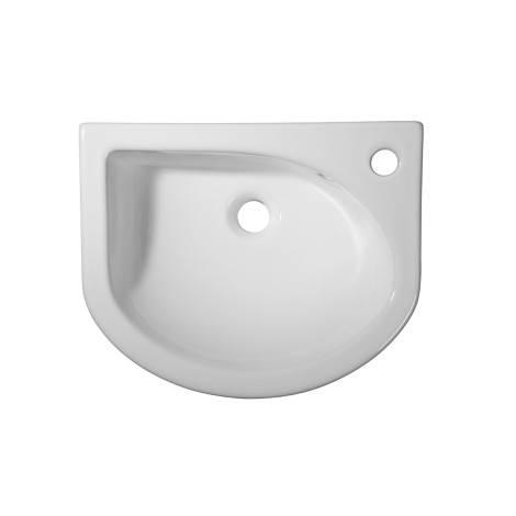 Roper Rhodes Minerva 460mm Slim Depth Semi Countertop Basin
