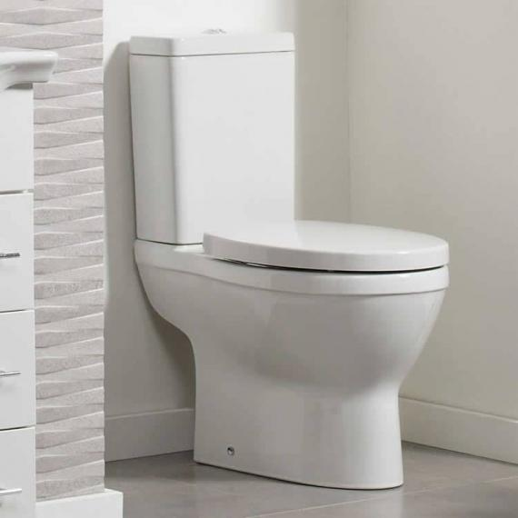 Roper Rhodes Minerva Close Coupled WC, Cistern & Juno Seat