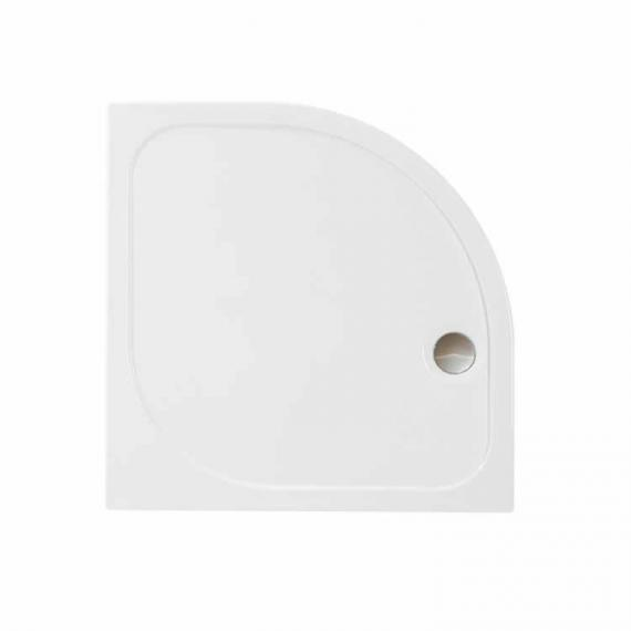 Merlyn MStone Quadrant Shower Tray & Waste