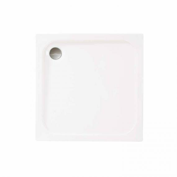 Merlyn MStone Square Shower Tray & Waste