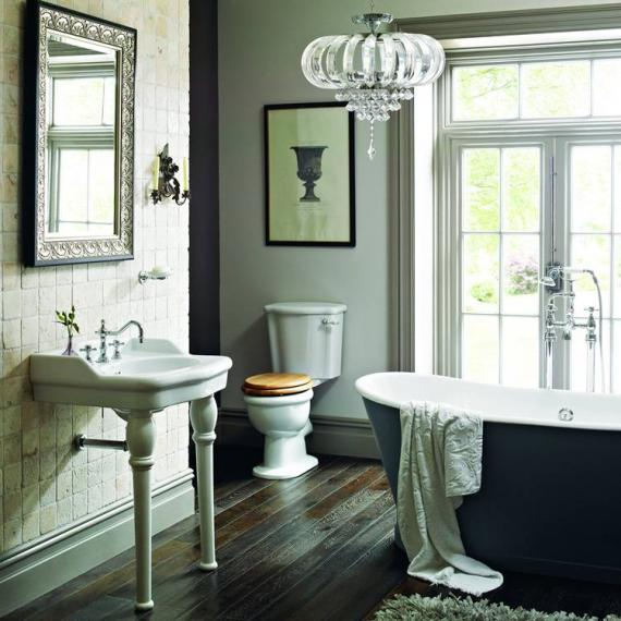 Heritage New Victoria Complete Bathroom Suite