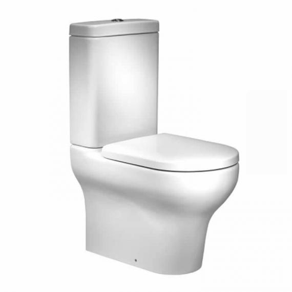 Roper Rhodes Note Close Coupled WC, Cistern & Soft Close Seat