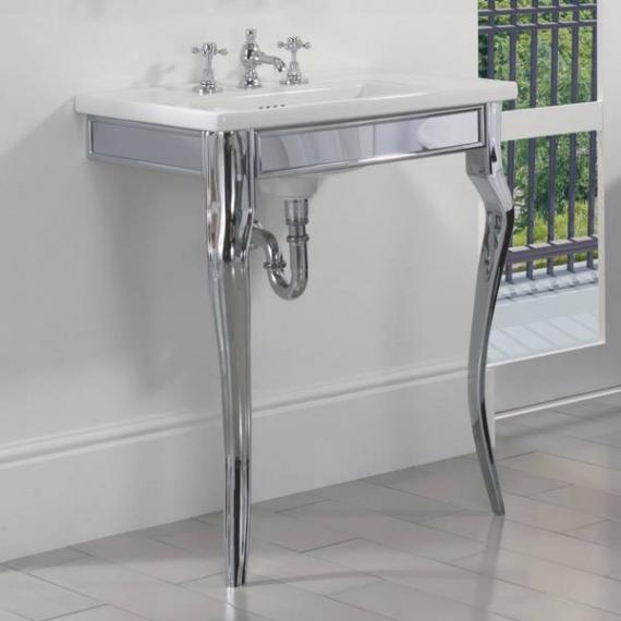 Imperial Radcliffe Oban Chrome Basin Stand