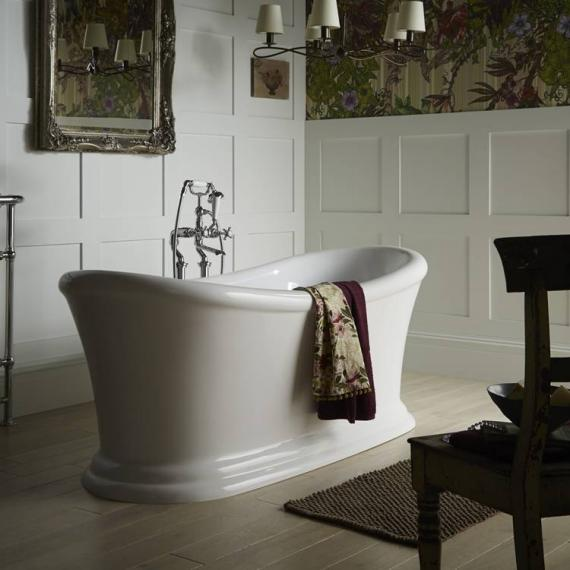 Heritage Orford Freestanding Double Ended Slipper Bath