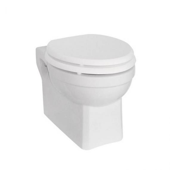 Burlington Wall Hung Pan toilet seat options - Image 2