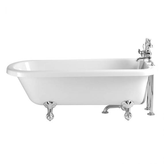 Heritage Perth Roll Top Freestanding Bath & Feet