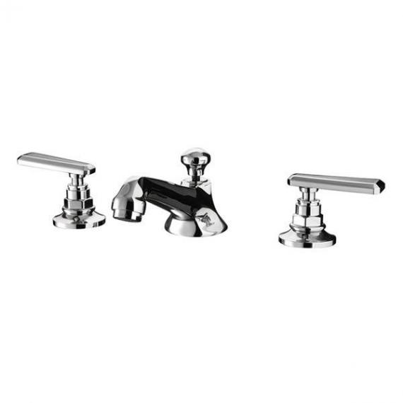 Imperial Poulie 3 Hole Basin Mixer
