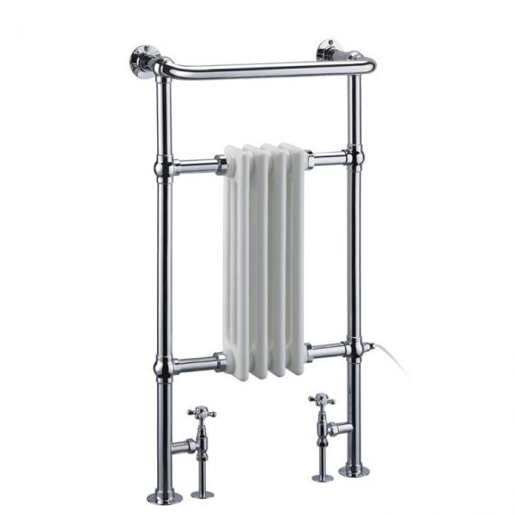 Arcade Bloomsbury Chrome Radiator