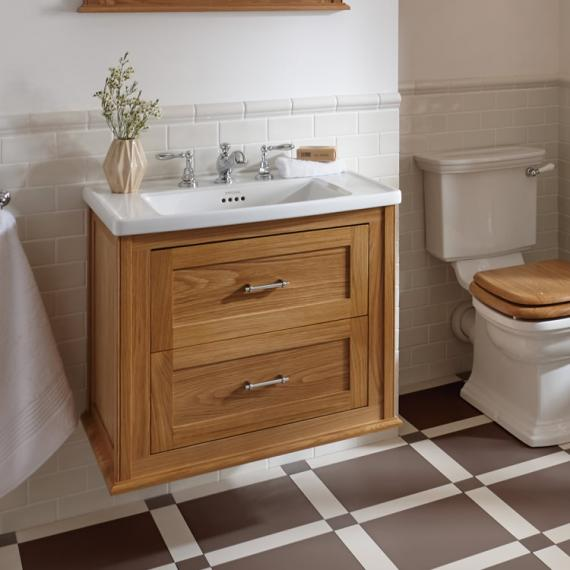 Imperial Radcliffe Thurlestone Wall Hung Vanity Unit & Basin