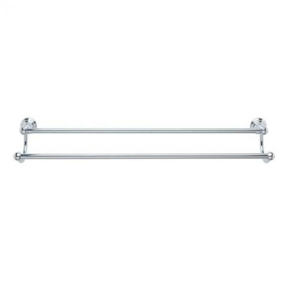 Imperial Richmond Wall Mounted Double Towel Rail