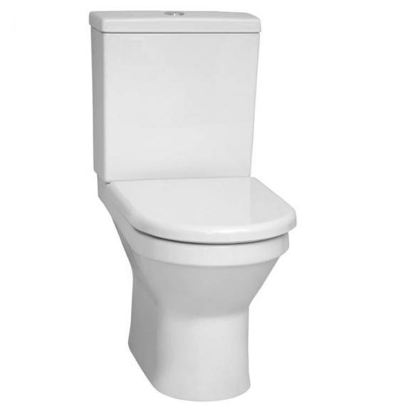 Vitra S50 Open Back Close Coupled WC, Cistern & Seat