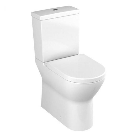Vitra S50 Comfort Height Back To Wall Close Coupled WC, Cistern & Seat