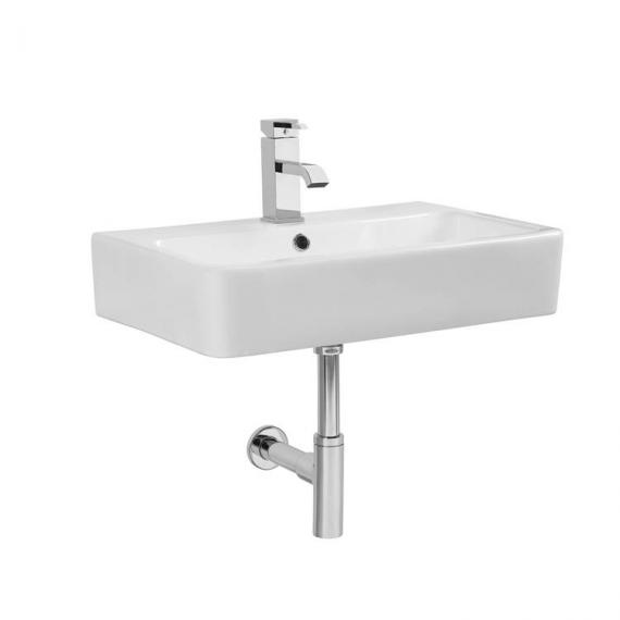 Tavistock Q60 575mm Ceramic Wall Mounted Basin