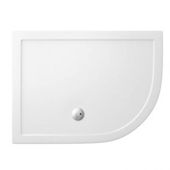 Simpsons 1200 x 900mm Offset Quadrant 35mm Shower Tray