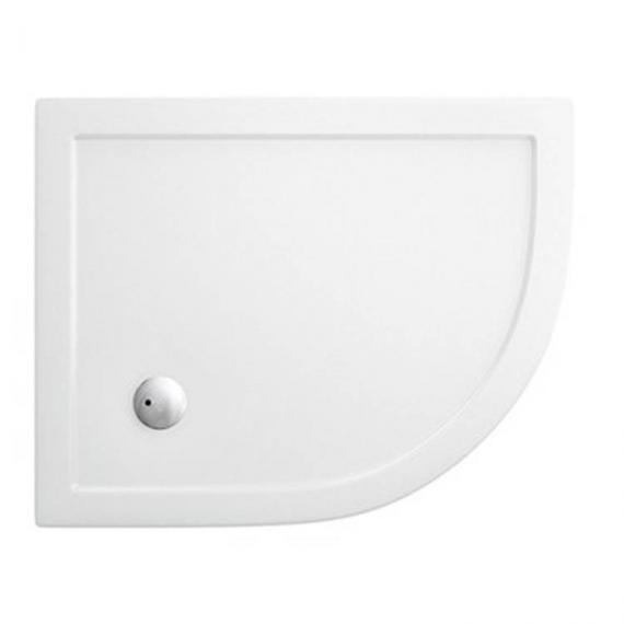 Simpsons 1000 x 800mm Offset Quadrant 35mm Shower Tray