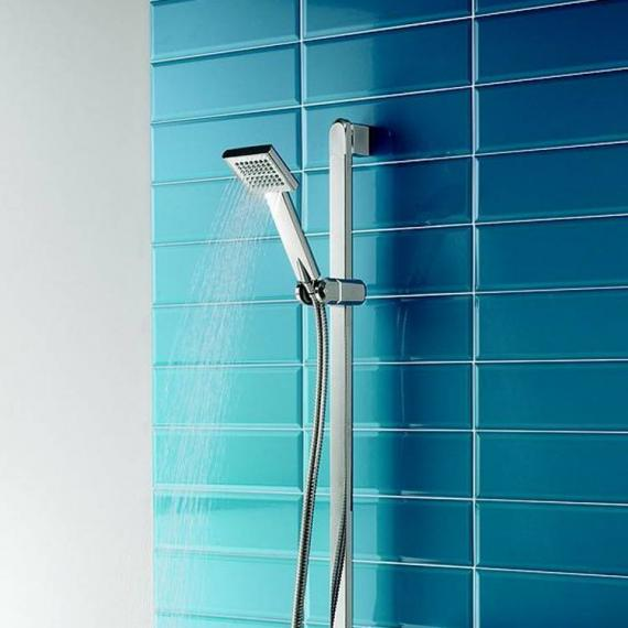 Crosswater Zeya Single Spray Shower Sliding Rail Kit