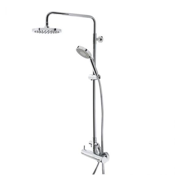 Tavistock Kinetic Thermostatic Bar Shower Valve Kit - Image 2