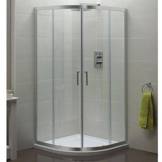 Sommer 6 Double Door Quadrant Shower Enclosure