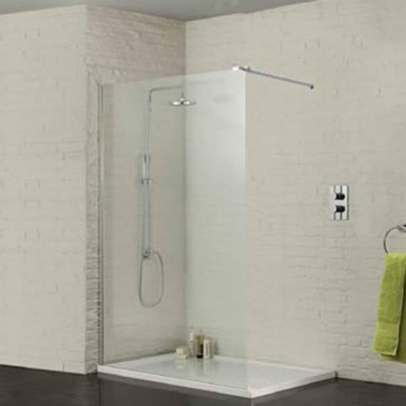 Sommer 8 Wetroom Screen - 700mm - 1400mm