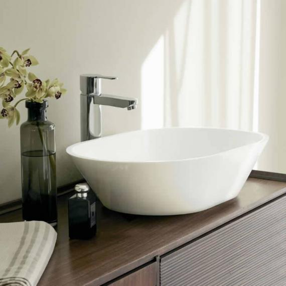 Clearwater Sontuoso Clear Stone Basin