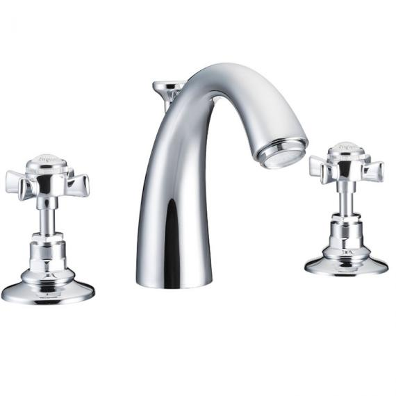 St James Collection 3 Hole Basin Mixer